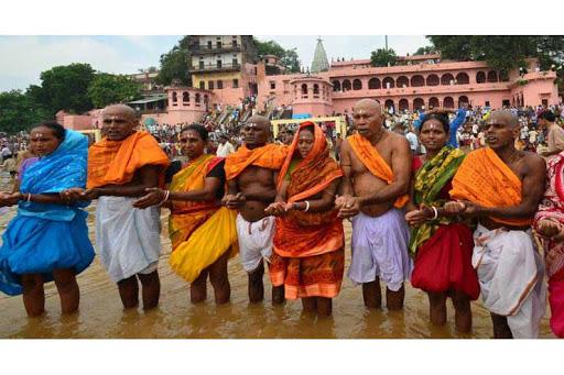 PInd Daan in Varanashi